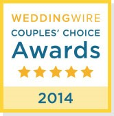 Wedding Couples Choice Award