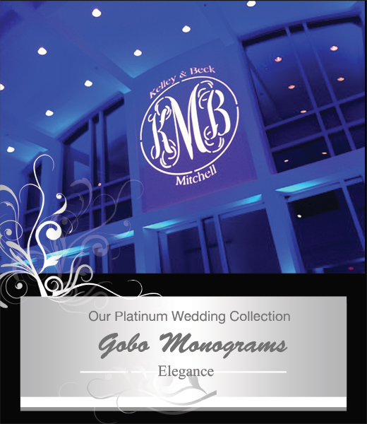 Gobo Monogram Lighting